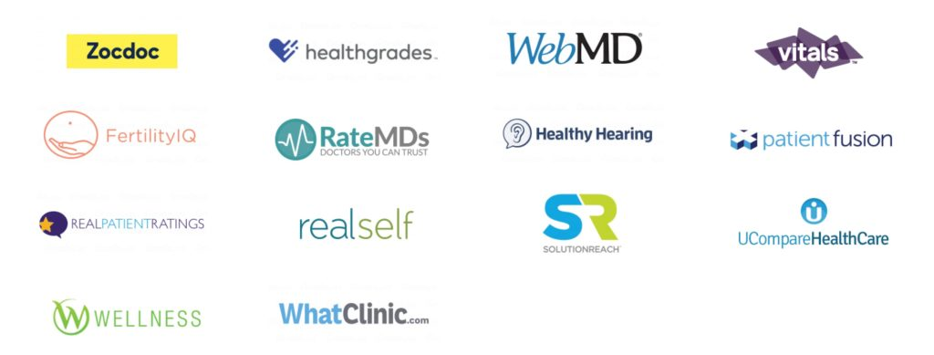 Healthcare Industry Review Sites